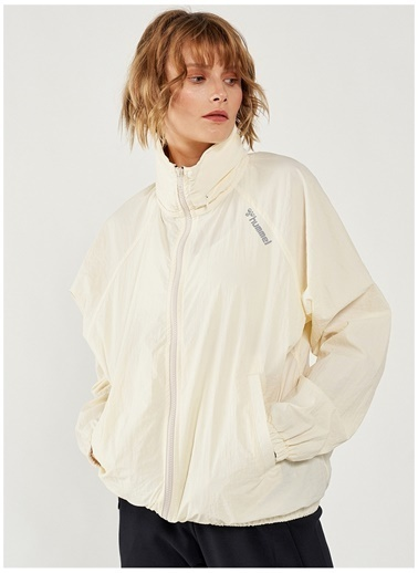 Hummel Hummel Beyaz Kadın Yağmurluk Beyaz